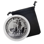 2018 Britannia Silver 1 oz - Uncirculated