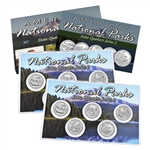 2017 National Parks Quarter Mania Set - Philadelphia & Denver - Uncirculated