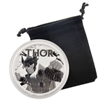 2018 Thor Marvel Series - 1 oz Silver - Uncirculated
