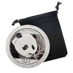 2018 China Silver Panda - 30g - Proof Like