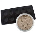 The Peace Dollar Date Circulated Collection -  EZ-Pay Shipment #1