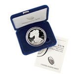 2018 American Silver Eagle - Proof - Original Government Packaging