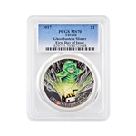 2017 Ghostbusters - Slimer - PCGS MS70
