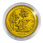2018 Pictured Rocks Nat'l Lakeshore - Philadelphia - Gold Plated