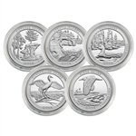 2018 National Park Quarter Set - San Francisco - Proofs Set