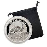 2018 Australian Emu - 1 oz Silver - Uncirculated