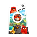 2018 Angry Birds - Red - Colorized - Interactive Mobile Game Coin in Gift Pack