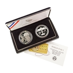2018 WWI Centennial Silver Dollar & Air Force Set - Proof