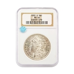 1882 Morgan - San Francisco - NGC 64 Sight White
