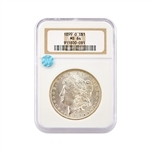1899 Morgan - New Orleans - NGC 64 Sight White