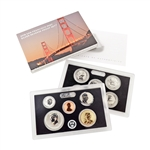 2018 US Silver Proof Set - Reverse Proof (10 pc)