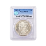 1878 Morgan - San Francisco - PCGS 64 Sight White