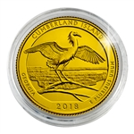 2018 Cumberland Island National Seashore - Denver - Gold Plated