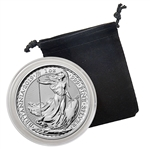 2019 Britannia Silver 1 oz - Uncirculated