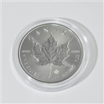 2019 Canadian Maple Leaf - 1 oz. Silver - Uncirculated