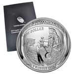 The 1st Ever .999 Fine Special Issue Release - The 5 oz. Proof Apollo 11