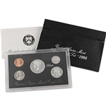 1995 US Silver Proof Set - Modern