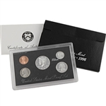 1996 US Silver Proof Set - Modern