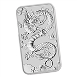 2019 Perth Mint - Rectangular Dragon