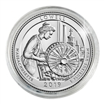 2019 Lowell Nat'l Historical Park - Philadelphia - Uncirculated
