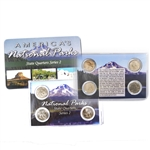 2019 Lowell Quarter 4 pc Uncirculated Set - PDS & W