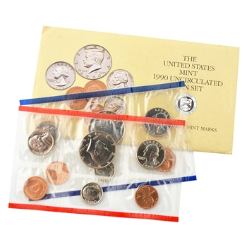 1990 US Mint Set