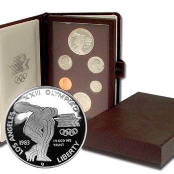 1983 US Prestige Proof Set