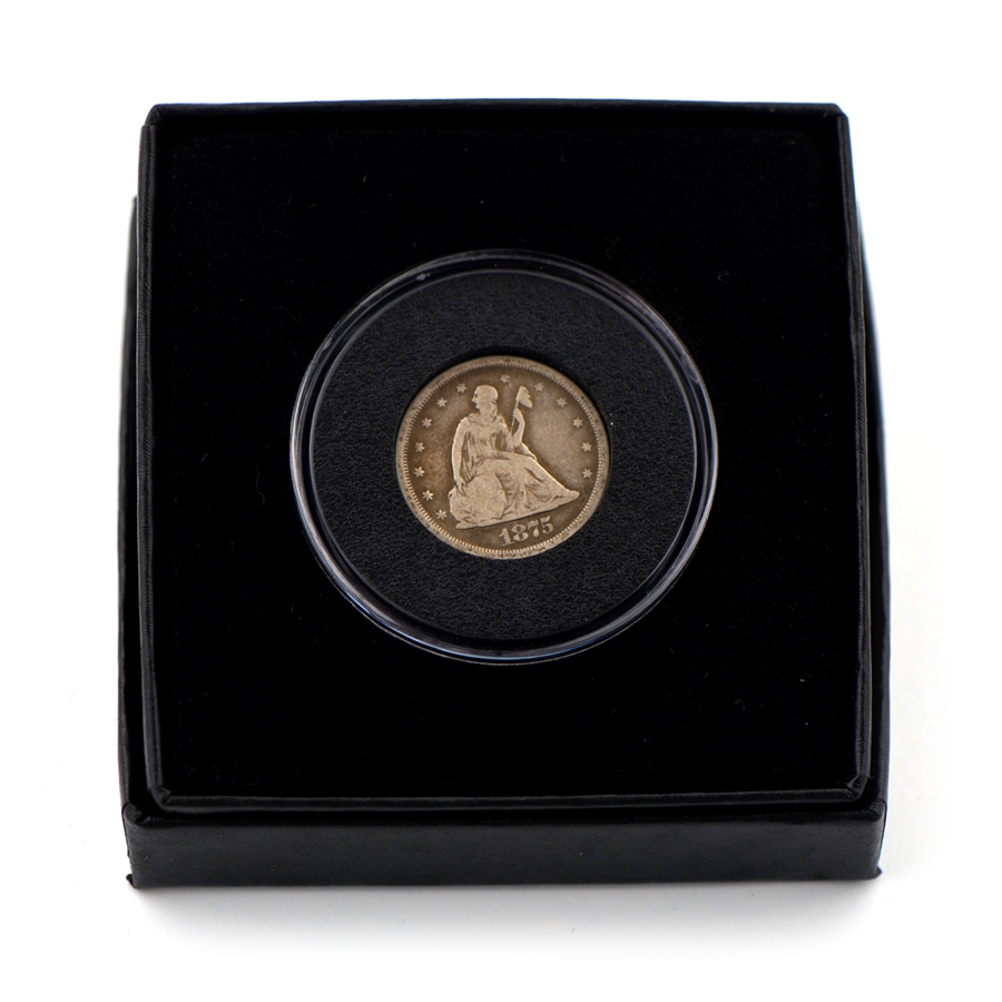 20 Cent Piece (1875-1876)