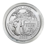 2020 Weir Qtr - Denver - Unc in Capsule