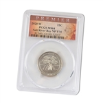 2020 Salt River Quarter - West Point - PCGS 64 Premier