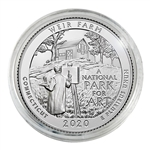 2020 Weir Qtr - San Francisco - Unc in Capsule