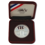1984 Olympic Silver Dollar - Proof