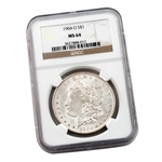 1904 Morgan Dollar - New Orleans ( O ) - Certified 64