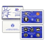 1999 Modern Issue Proof Set