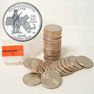 Copper Quarter 2000
