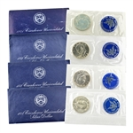 Eisenhower Dollar - Silver Blue Pack