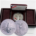 1989 Congress Silver Dollar Proof