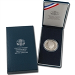 1990 Eisenhower Dollar - Philadelphia Mint - Silver Proof