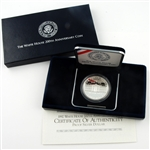 1992 White House Silver Dollar - Proof