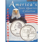 1999 Pennsylvania State Quarter Album