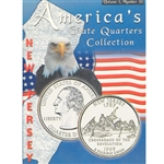 1999 New Jersey State Quarter Album