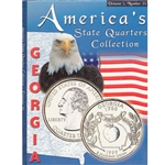 1999 Georgia State Quarter Album