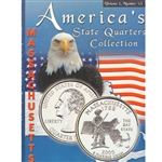 2000 Massachusetts State Quarter Album