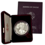 1987 Silver Eagle Government Issue - Proof