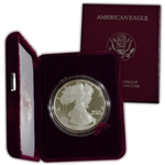 1992 Silver Eagle Government Issue - Proof