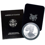 1994 Silver Eagle Government Issue - Proof