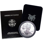 1996 Silver Eagle Government Issue - Proof
