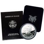 1997 Silver Eagle Government Issue - Proof