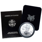 1998 Silver Eagle Government Issue - Proof