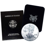 1999 Silver Eagle Government Issue - Proof